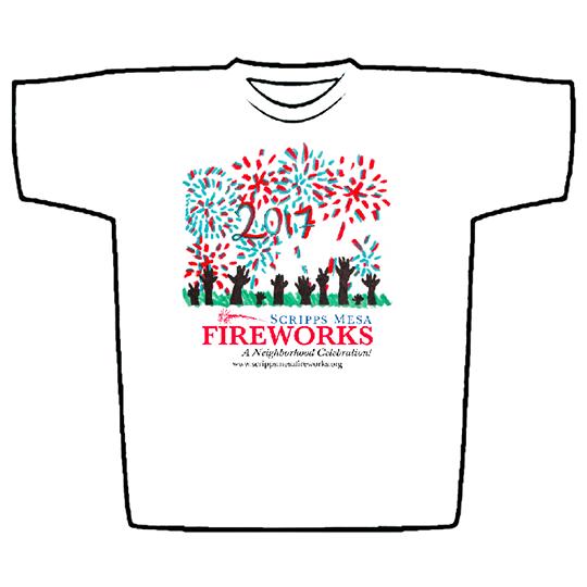 SMF 2017 T-Shirt